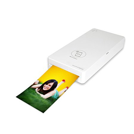 VuPoint Solutions Photo Cube mini Portable Photo Printer (Best Fuji Portable Printer For Iphones)