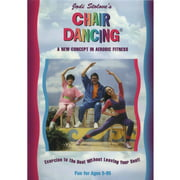 Chair Dancing A New Concept in Aerobic Fitness DVD by S&S