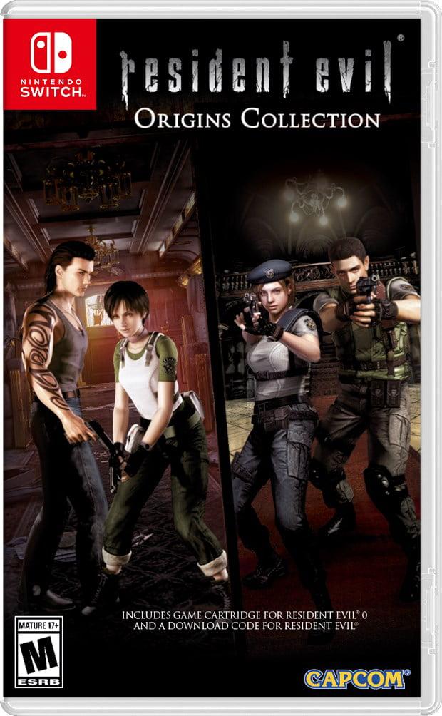 Resident Evil Origins Collection, Capcom, Nintendo Switch, 013388410118