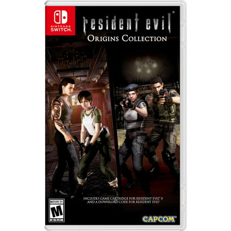 Resident Evil Origins Collection, Capcom, Nintendo Switch, 013388410118