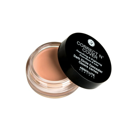 ABSOLUTE Correct N Cover Dark Circle Concealer - Light (3 Pack) - image 1 of 1