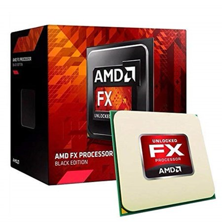 AMD FX-6300 6 Core 3.50 GHz Processor AM3 14 MB Chip Box (Cpu Amd Fx 6200 6 Core 3-8 Ghz)