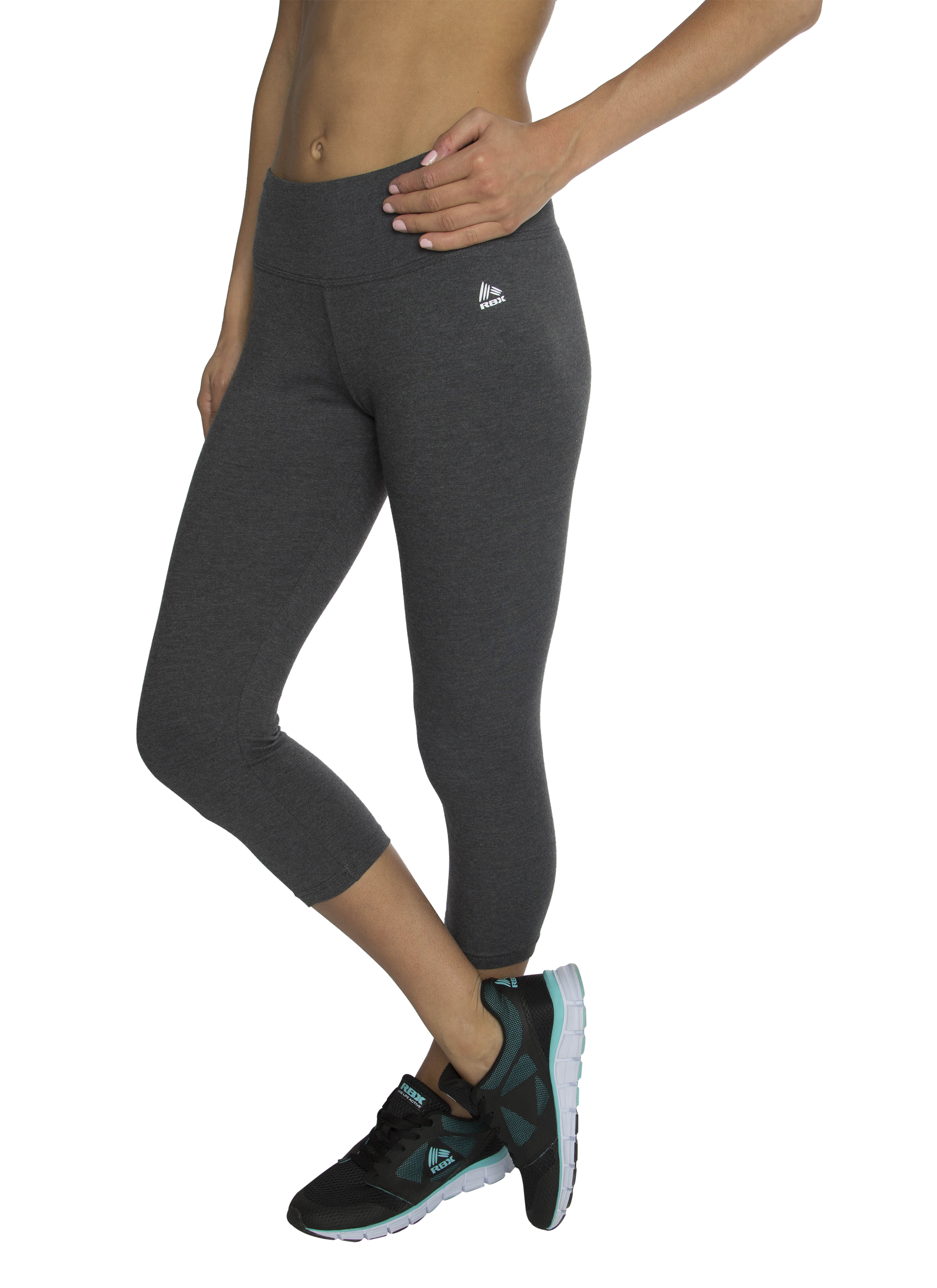 "RBX Active Women's 20"" Inseam Cotton Leggings"
