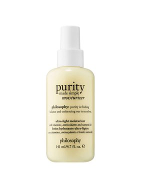 Philosophy Purity Made Simple UltraLight Moisturizer, 4.7 Oz