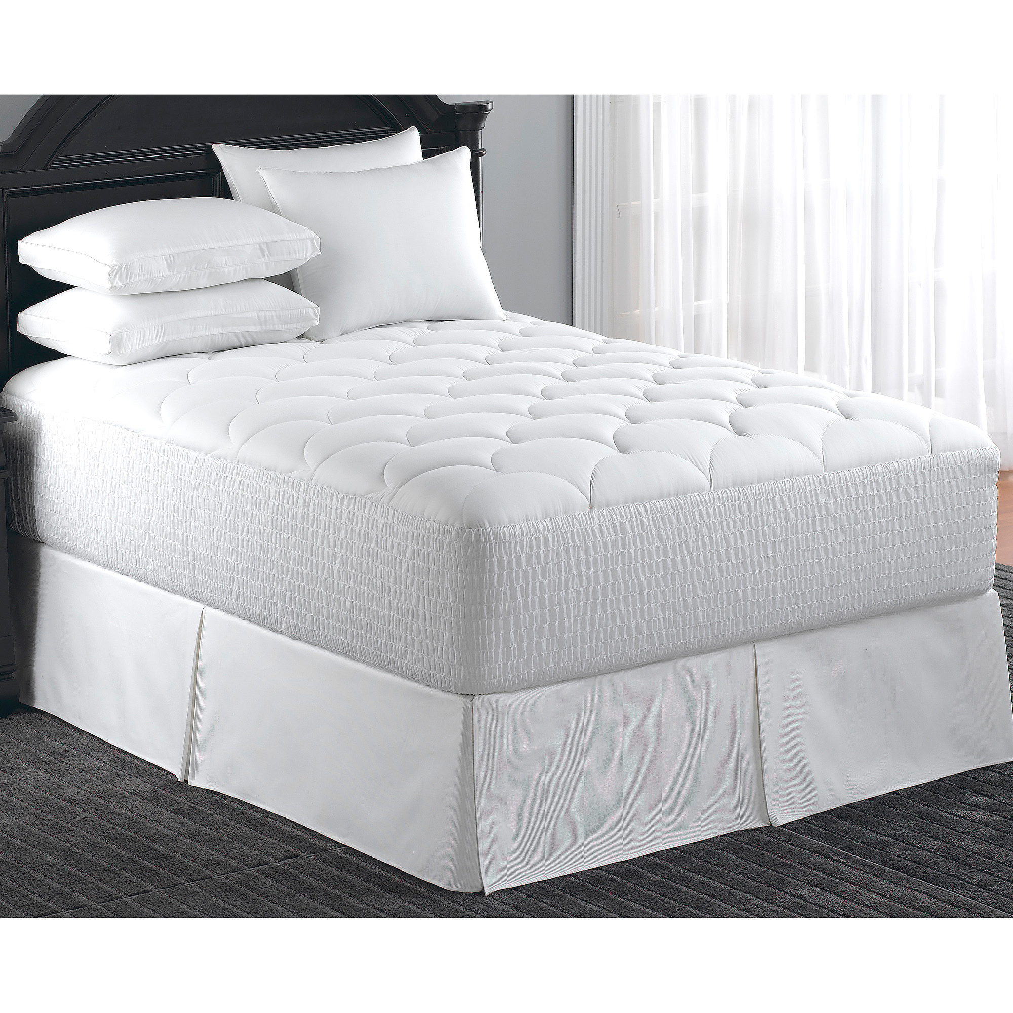 Beautyrest Hotel Luxury Pillow Top Mattress Pad in Mulitple Sizes