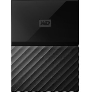 WD 2TB My Passport for Mac Portable external Hard Drive - USB-C/ USB-A Ready
