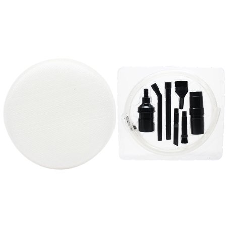 Replacement Hoover BH50010 Vacuum Foam Sponge Filter with 7-Piece Micro Vacuum Attachment Kit - Compatible Hoover 410044001, Linx Foam Filter - image 4 of 4