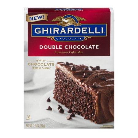Ghirardelli Cake Mix Walmart