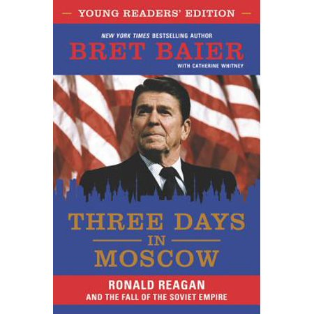 Three Days in Moscow: Ronald Reagan and the Fall of the Soviet Empire](Ronald Reagan Mask Halloween)