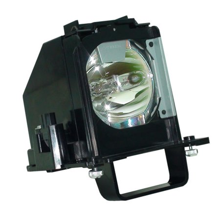 Lutema Economy for Mitsubishi WD-60738 TV Lamp with Housing - image 3 de 5