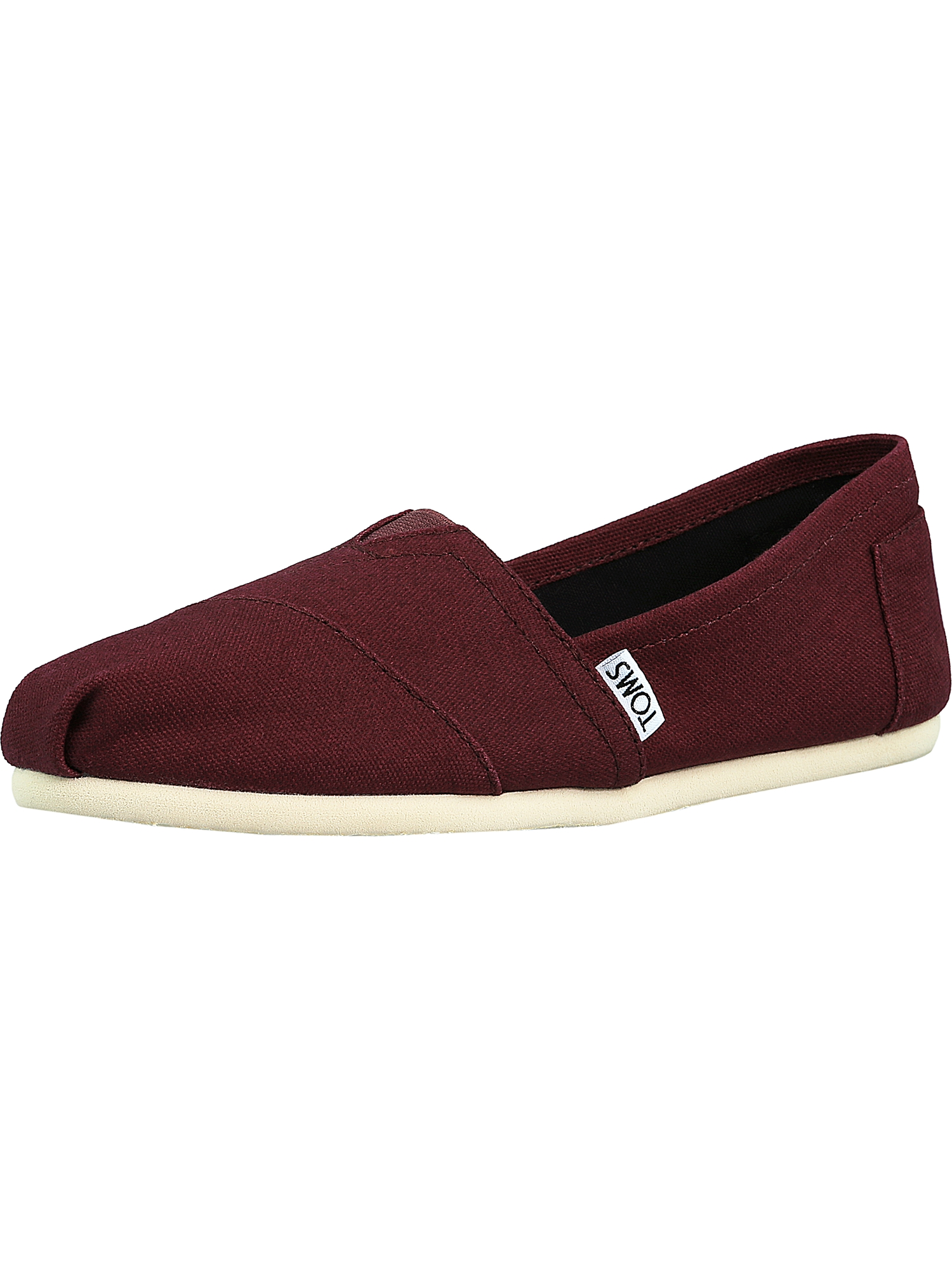 FUz6IyrDRg Girl's Classic Canvas Red Mahogany Ankle-High Fashion Sneaker - 6.5M