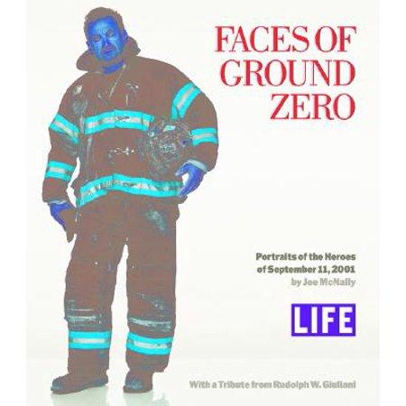 Faces of Ground Zero : Portraits of the Heroes of September 11, - Joe Mcnally Halloween