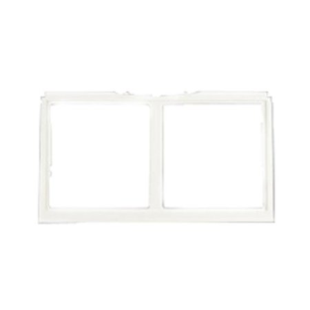 Round Lower Shelf (LG ZEN3550JJ0009A Lower Shelf Assembly & Drawer)
