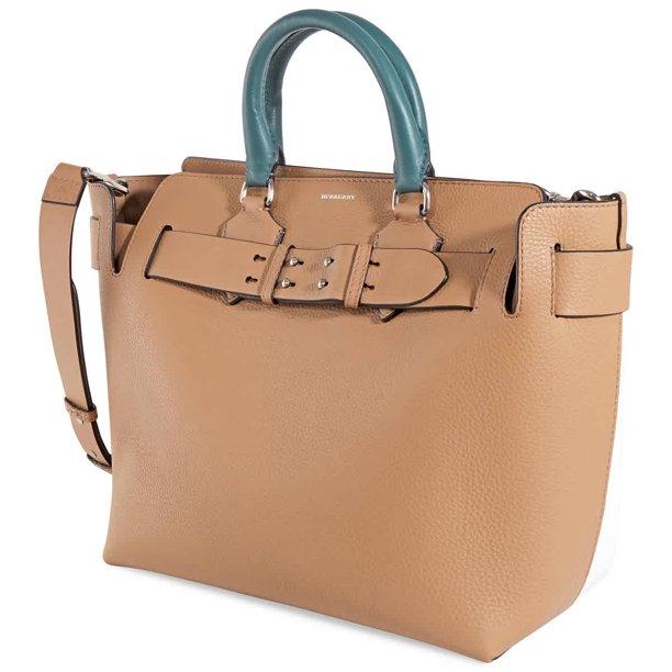 Burberry The Medium Tri-tone Leather Belt Bag