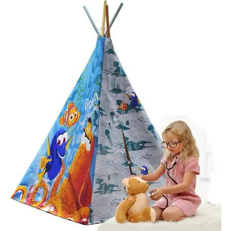 Disney Finding Dory Teepee Tent