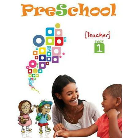 Sunday School, Preschool, Year 1, Teacher - Sunday School Teacher