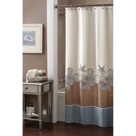 Croscill Shells Ashore Shower Curtain (70