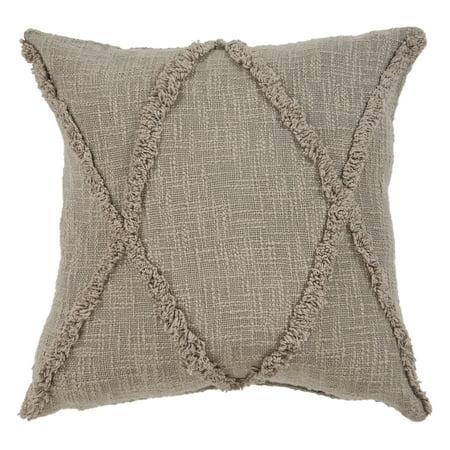 Carlton Café au Lait Indoor Throw Pillow Taupe 20