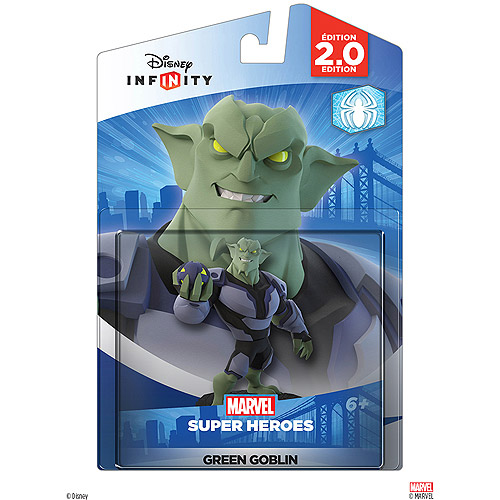 Disney Infinity: Marvel Super Heroes (2.0 Edition) Green Goblin Figure (Universal)