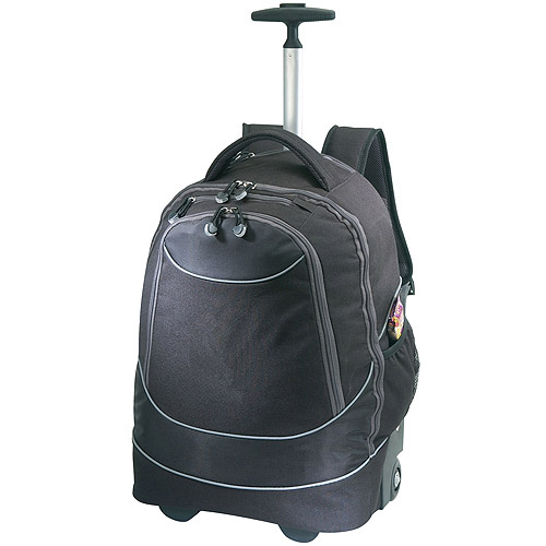 Pacific Gear Horizon Rolling Laptop Backpack, Multiple Colors