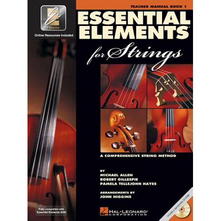 Essential Elements for Strings - Book 1 with Eei : Teacher Manual