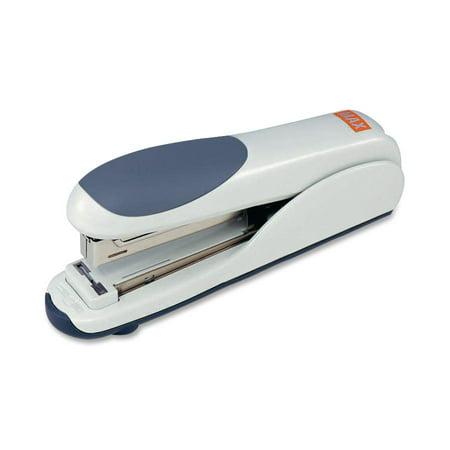 MAX, MXBHD50DFGY, Flat Clinch Full-strip Stapler, 1 Each, (50 Sheet Stapler)