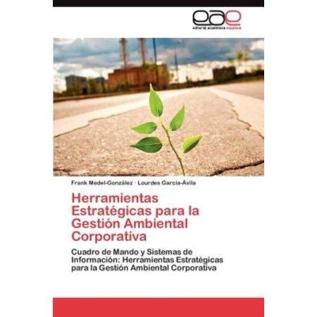 Herramientas Estrategicas Para La Gestion Ambiental Corporativa