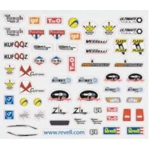 RMXY8678 BSA Pinecar Decals or Dry Transfers