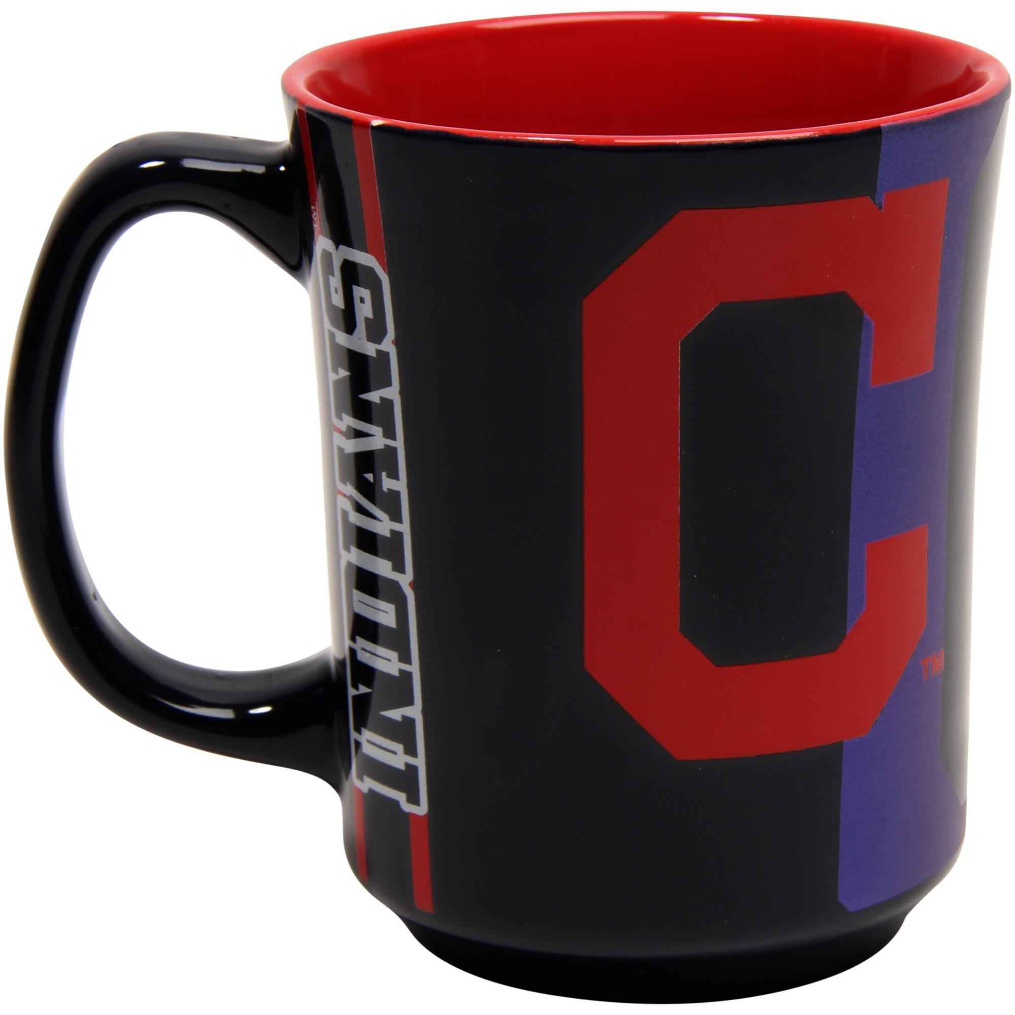 Cleveland Indians Reflective Mug - No Size