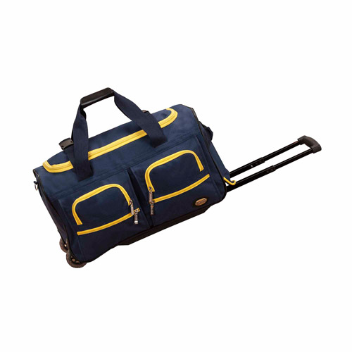 """Rockland Luggage 22"""" Rolling Duffle"""