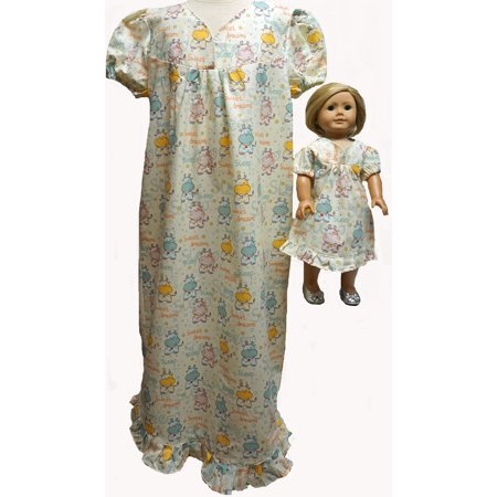 Halloween Superstore Costumes (Size 14 Matching Girl And Doll Sweet Dream)