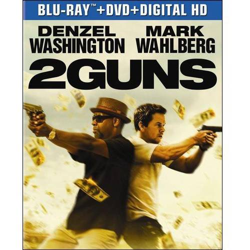 2 Guns (Blu-ray + DVD + Digital HD) (With INSTAWATCH)