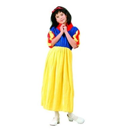 Deluxe Snow White Costume - Size Child Small 4-6 for $<!---->