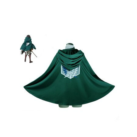 Fashion Novel Anime Cloak Cape Cosplay Costumes Clothes - Capes And Cloaks