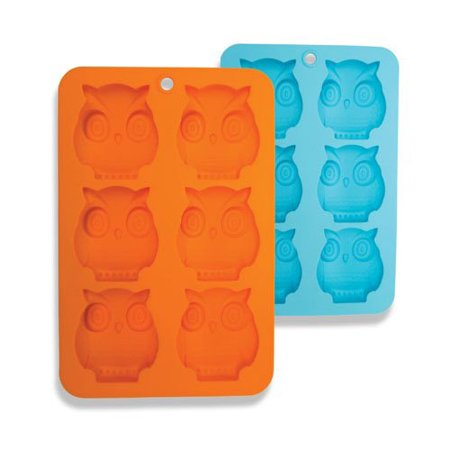 Dci Shape And Bake Mini Owl Cake Mold, Assorted - Cake And Bake