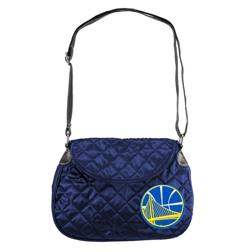 NBA - Golden State Warriors Quilted Saddle Bag