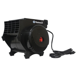 1200 CFM blower fan with variable position switch