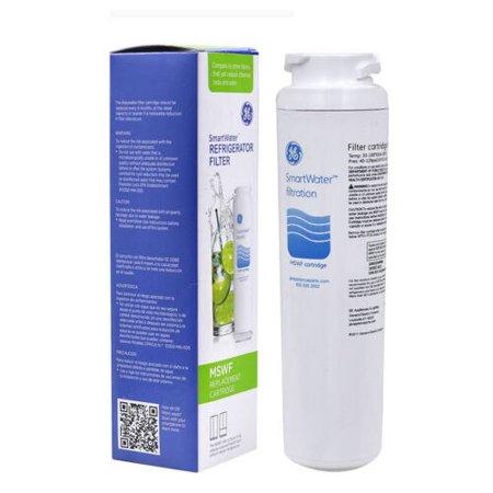 1 Pack Genuine GE MSWF SmartWater Refrigerator Water Filter Cartridge