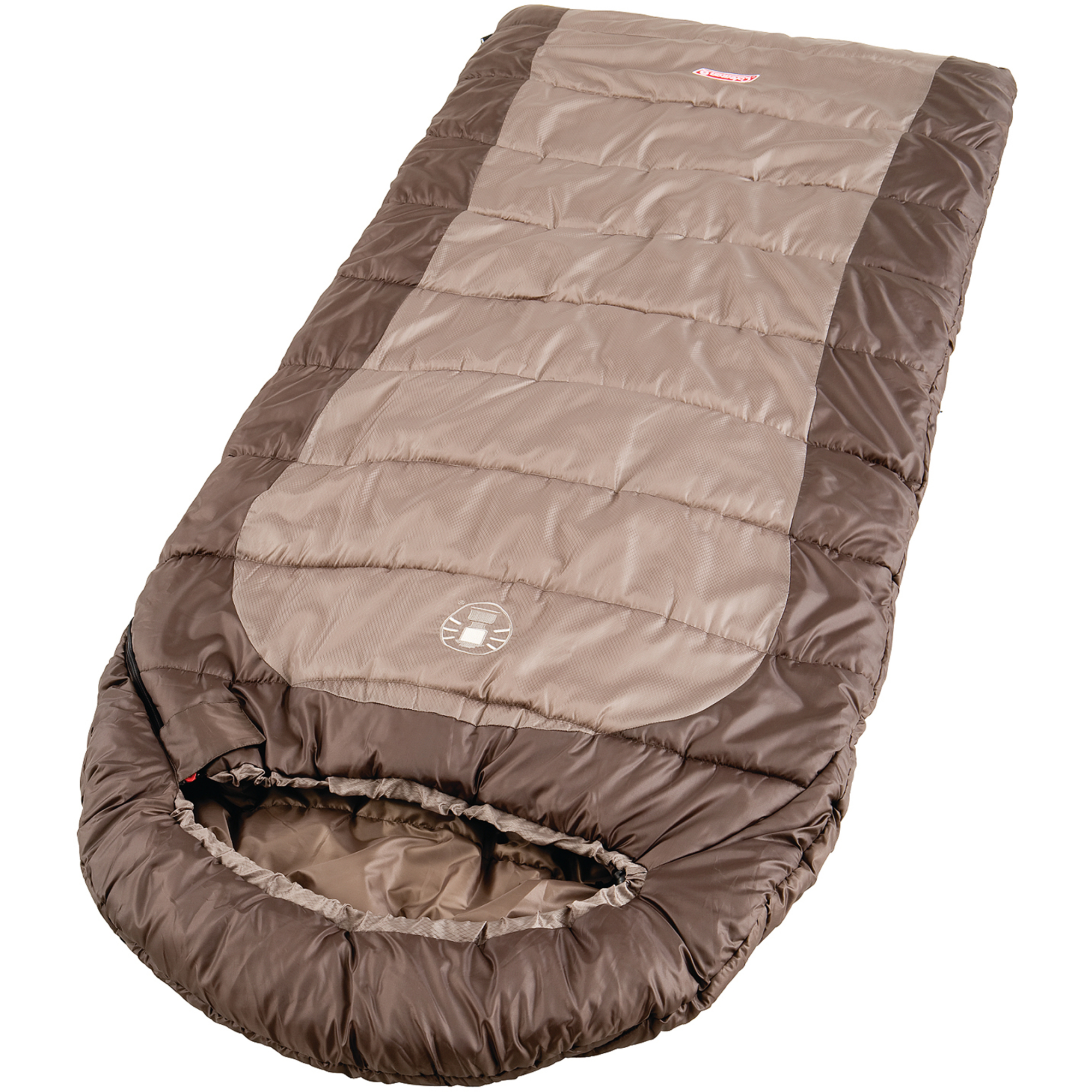 Coleman Basin 10-30 Degree Hooded Rectangular Sleeping Bag