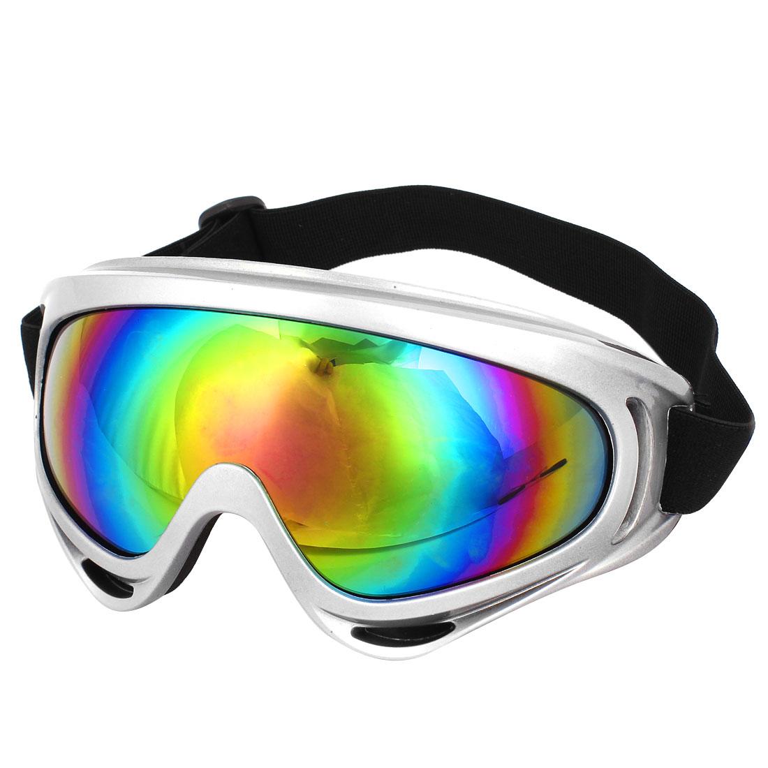 Men Women Ski Snowboard Skate Goggles Snowboard Sunglasses Colors Lens Sports