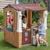 Step2 Porch View Playhouse with Kitchen for Toddlers