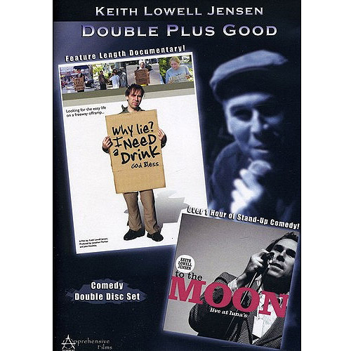 Jensen, Keith Lowell - Doubleplus Good (Why Lie? I Need a Drink/to the Mo [DVD]