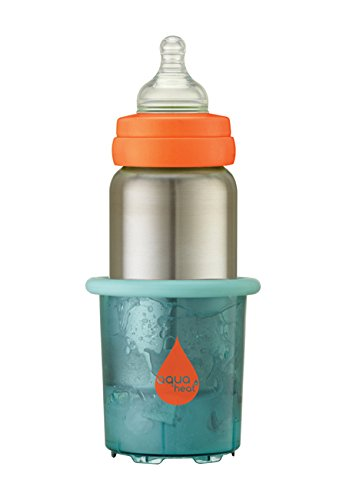 Aquaheat Stainless Steel Baby Bottle and Travel Bottle Warmer Set. BPA Free.VIEW OUR AQUAHEAT VIDEO- To fully... by Innobaby