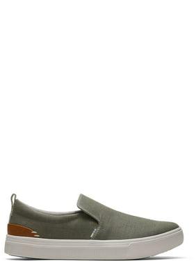 TOMS Men's Canvas TRVL LITE Slip-On Shoes