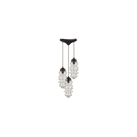World of Lamp WLA112712 Pendants Oil Rubbed Bronze Birmingham