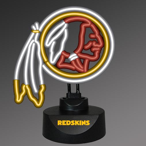 Washington Redskins The Memory Company -neon Lamp Redskins