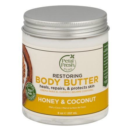 Petal Fresh Restoring Body Butter Honey & Coconut, 8.0 (Body Shop Coconut Shimmer Body Butter Review)