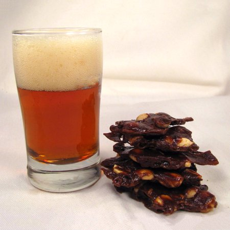 Vegan Dairy Free French Country Ale Craft Beer Brittle