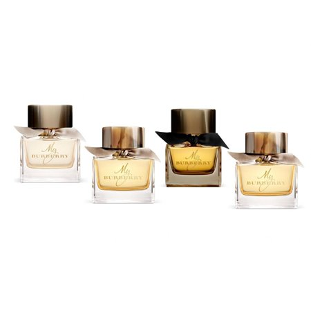 Burberry My Burberry Perfume Miniature Collection 4 Piece Gift Set