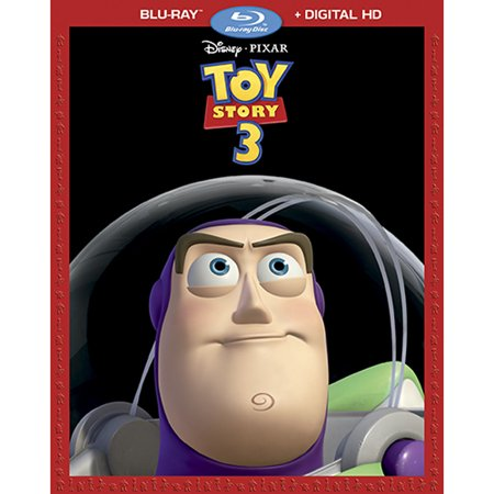 Toy Story 3 (Blu-ray + Digital HD) (Toy Story 3 Halloween Special)